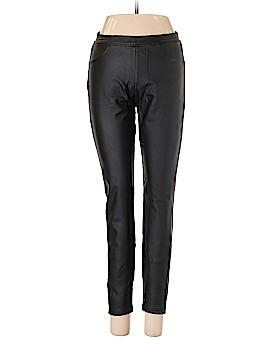 Xhilaration Leather Pants Size M