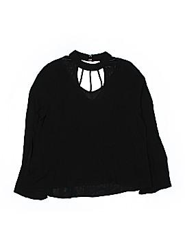Entro Long Sleeve Blouse Size L