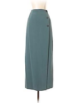 Jones Wear Jeans Silk Skirt Size 12