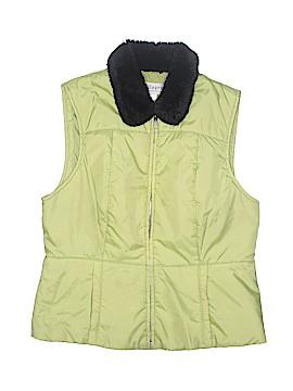 Villager Sport by Liz Claiborne Vest Size L