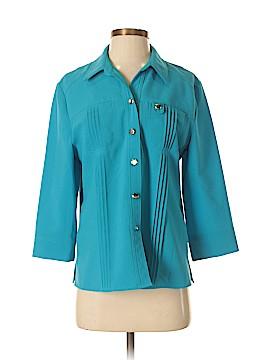 Sag Harbor 3/4 Sleeve Blouse Size 8 (Petite)