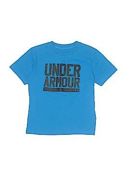 Under Armour Short Sleeve T-Shirt Size 5