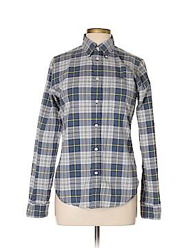 Ralph Lauren Rugby Long Sleeve Button-Down Shirt Size 10