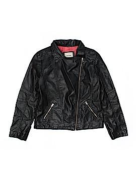 Cherokee Faux Leather Jacket Size L (Kids)