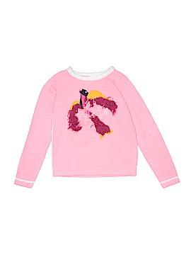 Billie Blush Pullover Sweater Size 8