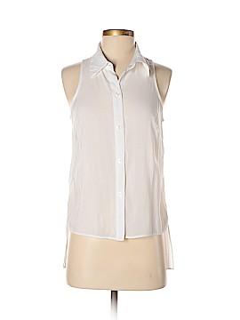 BCBGeneration Sleeveless Button-Down Shirt Size XS