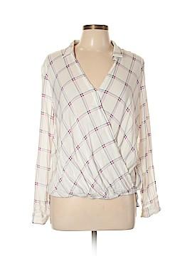 Bacio 61 Long Sleeve Blouse Size L