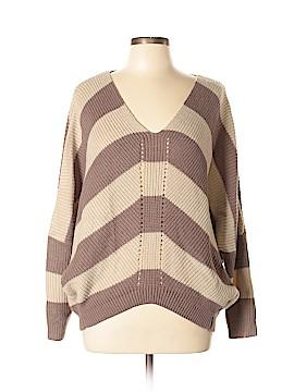 Q Pullover Sweater Size XL - XXL