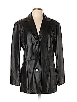 Worthington Leather Jacket Size XL