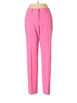 Pink Tartan Wool Pants Size 6