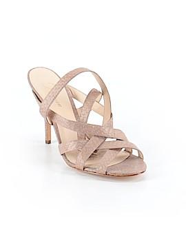 Delman Shoes Heels Size 10