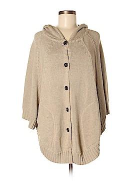 Cotton by Autumn Cashmere Poncho Size M