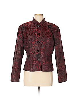 DressBarn Silk Blazer Size L