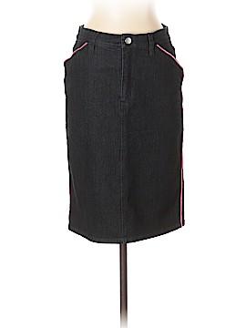 See By Chloé Denim Skirt Size 1