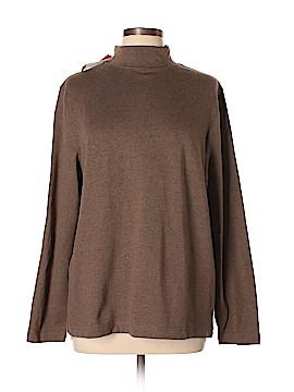 Croft & Barrow Turtleneck Sweater Size 1X (Plus)