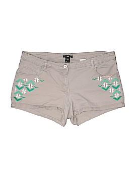 H&M Khaki Shorts Size 14
