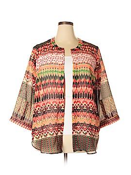 Antilia Femme Kimono Size 1X (Plus)