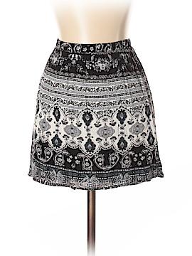 LA Hearts Denim Skirt Size S