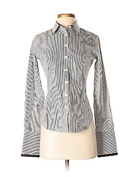 Thomas Pink Long Sleeve Button-Down Shirt Size 6