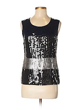 DKNY Sleeveless Silk Top Size 9