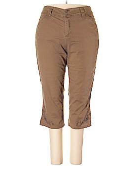 JMS Collection Khakis Size 20w (Plus)