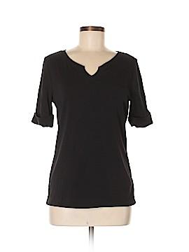 Ellen Tracy Short Sleeve Top Size M