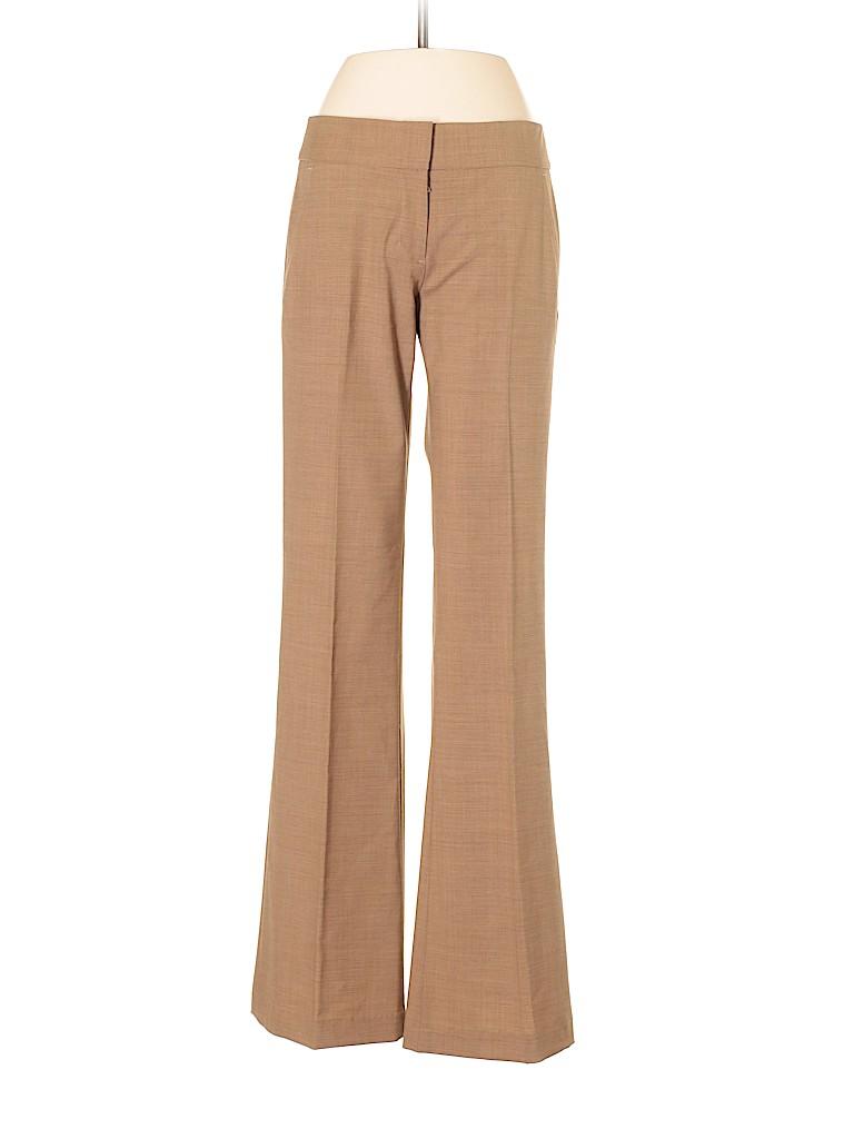 BCBGMAXAZRIA Women Wool Pants Size 0