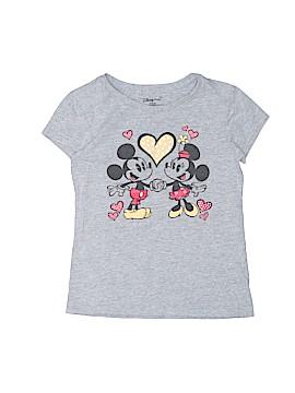 Disney Store Short Sleeve T-Shirt Size 5
