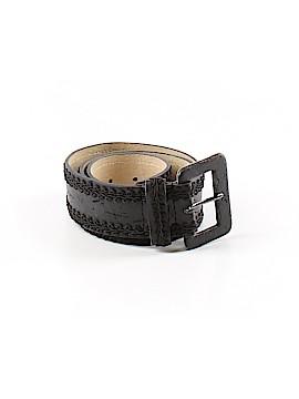 White House Black Market Leather Belt Size M