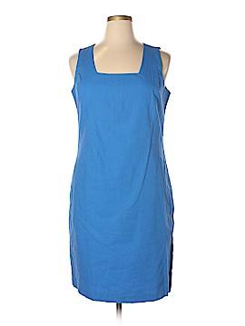 Chadwicks Casual Dress Size 16 (Petite)