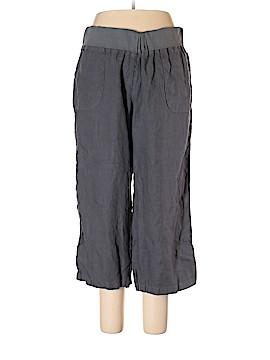 Allen Allen Linen Pants Size 1X (Plus)