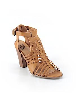 Delman Shoes Heels Size 8 1/2