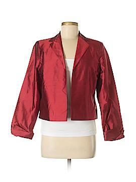 Ann May Silk Blazer Size M