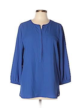 JM Collection 3/4 Sleeve Blouse Size L