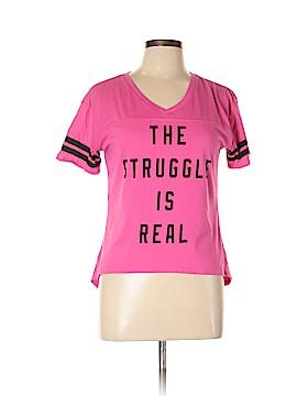 Freeze Short Sleeve T-Shirt Size L