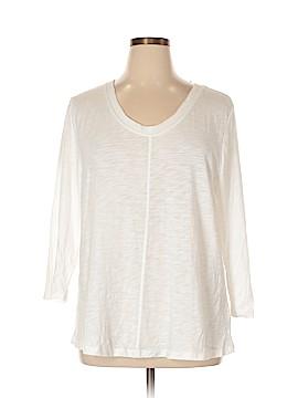 Gap Outlet 3/4 Sleeve T-Shirt Size XXL
