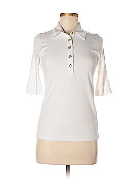 Tory Burch 3/4 Sleeve Polo Size M