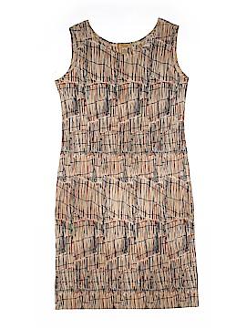 Plisse Casual Dress Size M