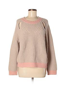 Sea Bleu Cashmere Pullover Sweater Size M