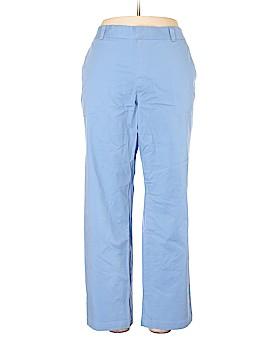 Sag Harbor Khakis Size 18 (Plus)