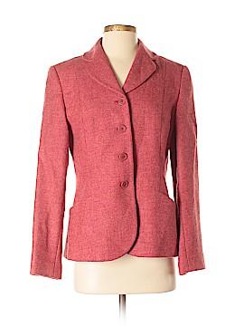 Laura Ashley Wool Blazer Size 8
