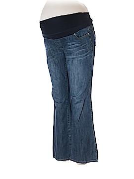 Liz Lange Maternity for Target Jeans Size 10 (Maternity)