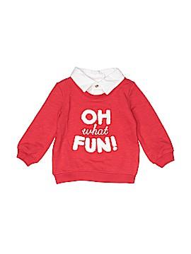 Cat & Jack Sweatshirt Size 12 mo