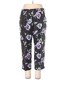 Allison Taylor Silk Pants Size 16