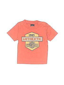 Harley Davidson Short Sleeve T-Shirt Size 24 mo