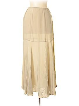 DKNY Silk Skirt Size 10