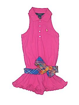Polo by Ralph Lauren Dress Size 4T