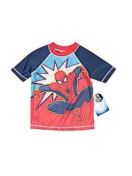 Spiderman Rash Guard Size 3T