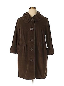 French Cuff Coat Size 1X (Plus)