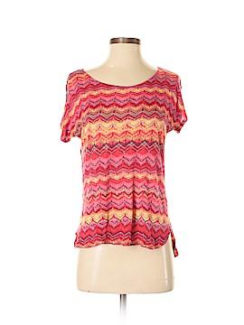 Ella Moss Short Sleeve Top Size S